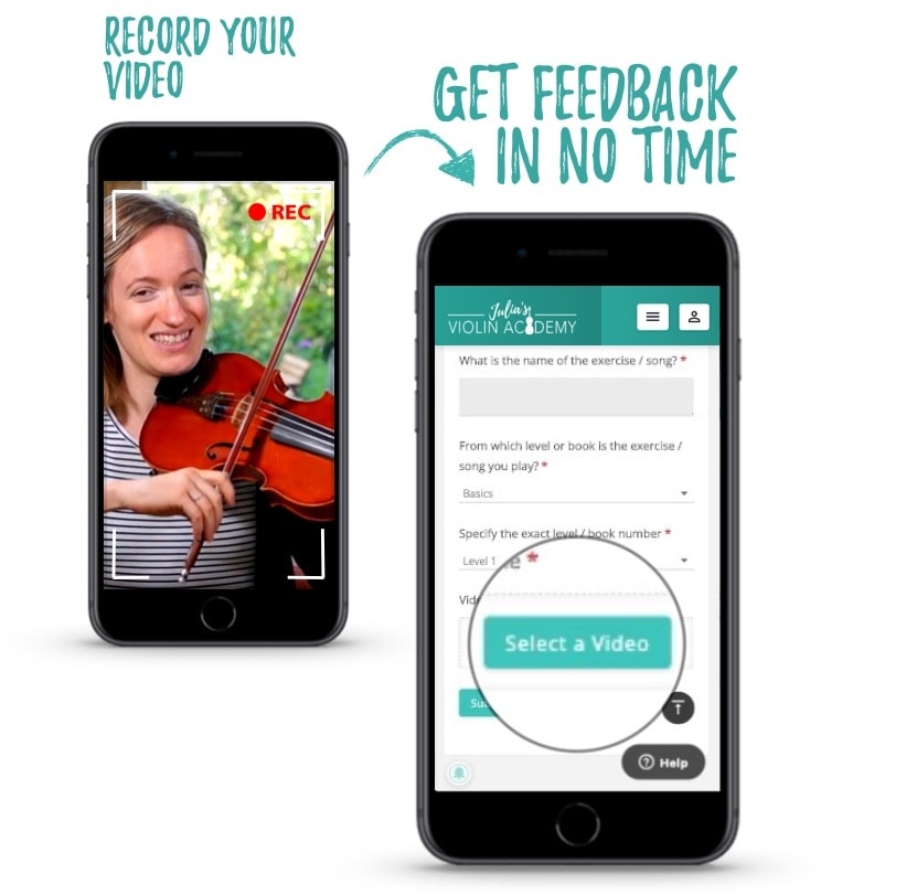 online violin lessons (a)