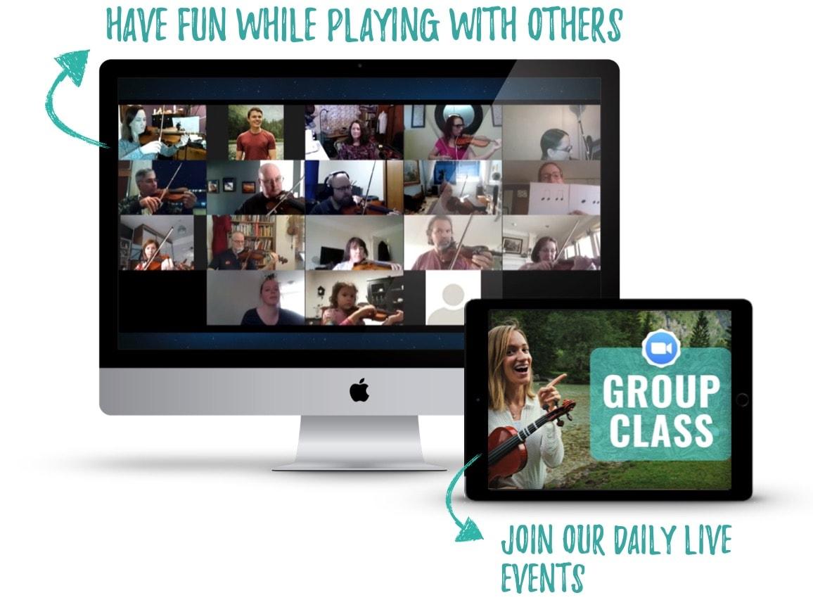 online violin lessons (d)